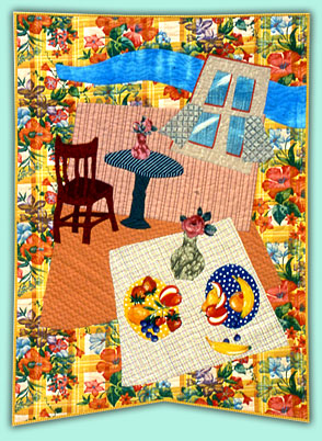 Mary Mashuta: Bio/Quilts